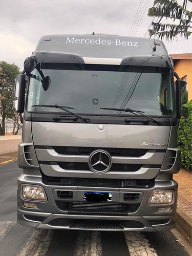 Imagem 1 de 15 de Mercedes Benz Actros 2646 Ls 4x4