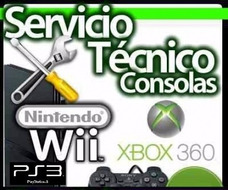Servicio Tecnico/reparacion/xbox360-ps2-ps3-wii / Floresta