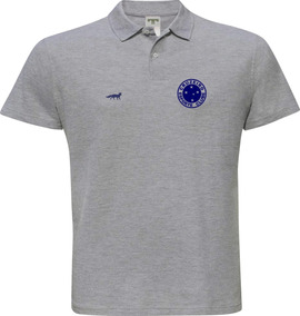 Camisa Polo Cruzeiro Azul Ou Branco Blusa Do Cruzeiro Polo