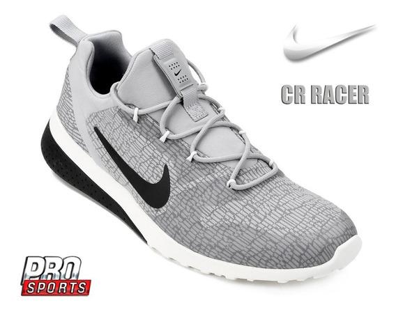 Nike Cr Racer Cinza Preto Branco - Original - Ee