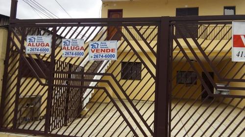 Casa Com 3 Dormitórios, 160 M² - Venda Por R$ 1.300.000,00 Ou Aluguel Por R$ 2.000,00/mês - Vila Formosa (zona Leste) - São Paulo/sp - Ca2906