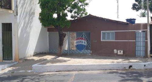 Casa Com 2 Dormitórios À Venda  - Planalto Treze De Maio - Mossoró/rn - Ca0054