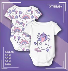 01a60688e Body De Bebe Estampado Unicornio - Bebés en Mercado Libre Venezuela