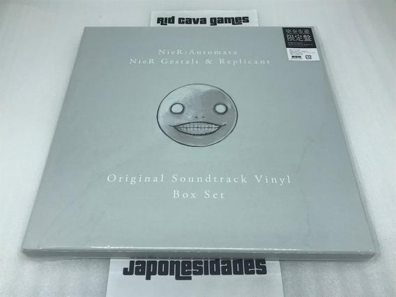Nier: Automata / Nier Gestalt & Replicant Soundtrack Vinyl