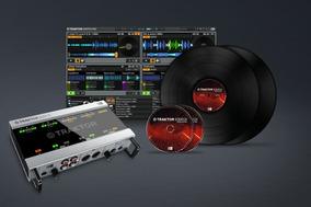 Traktor Audio 10 + Serial Traktor + Cd E Vinyl Final Scratch