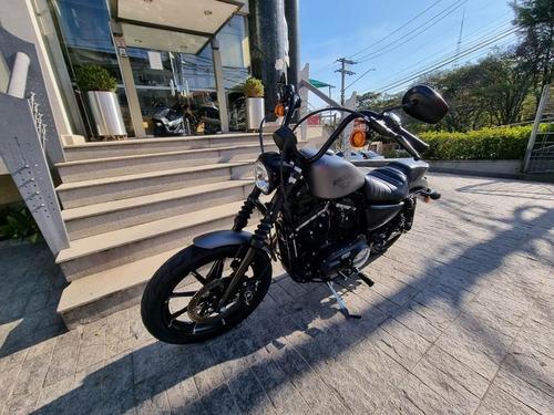 Imagem 1 de 8 de Harley-davidson Iron 883