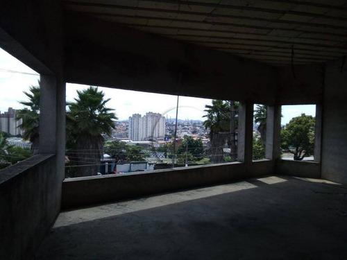 Imagem 1 de 20 de Galpão Para Alugar, 618 M² Por R$ 18.000,00/mês - Parque Das Nações - Santo André/sp - Ga0175