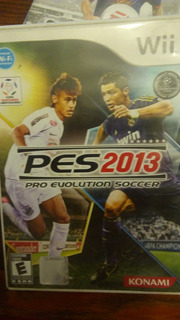 Pro Evolution Soccer Pes 2013