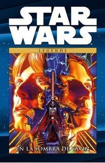 Col. Star Wars Legends 01: En La Sombra De Yavin - Luke Ross