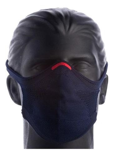 Imagem 1 de 4 de Máscara De Proteção Fiber Knit 3d Com 1 Refil