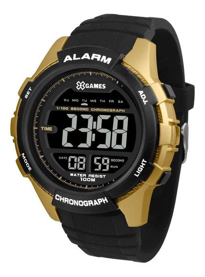 Relógio Masculino X-games Xmppd538 Tamanho Grande