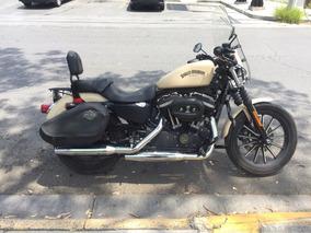 Harley Davidson Iron 883 2014