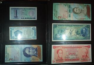 Excelente Colección Billetes Venezolanos - 200v ...!!