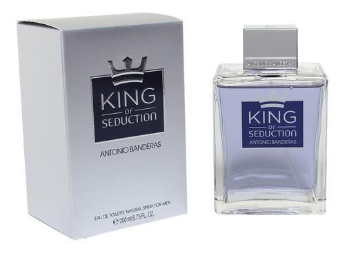 Perfume Antonio Banderas King Of Seduction 100ml Para Hombre
