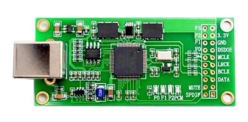 U208 Xmos Crystal Digital Audio Interface U8 Upgrade Asincch