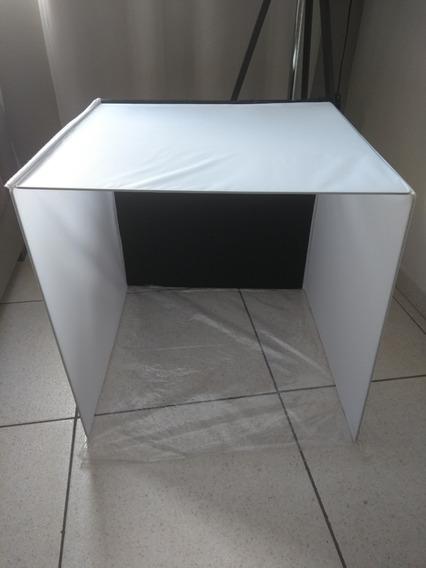 Tenda Mini Estudio Portatil 60x60 Greika - Ler O Anuncio