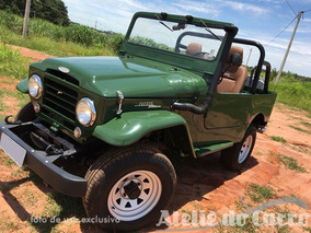 Jeep Toyota Land Cruise Bandeirantes 1959 4c A Diesel - Novo