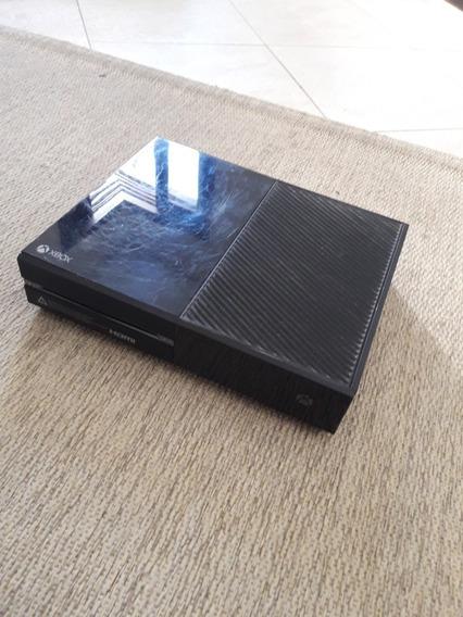 Xbox One Fat 500gb Com Defeito