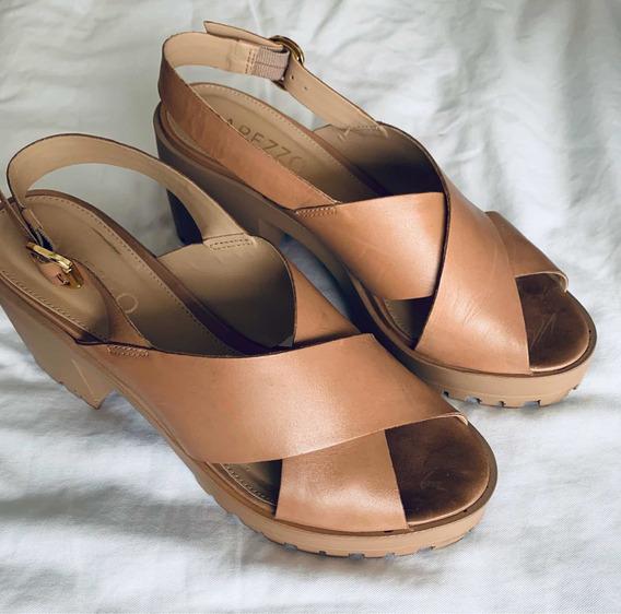 Zapatos Arezzo 38- Impecables! Una Puesta