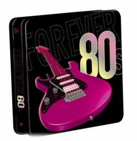 Forever 80s Box Lata 3 Cd Original Novo Lacrado