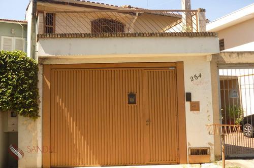 Sobrado Residencial À Venda, Vila Campo Grande, São Paulo - So0049. - So0049