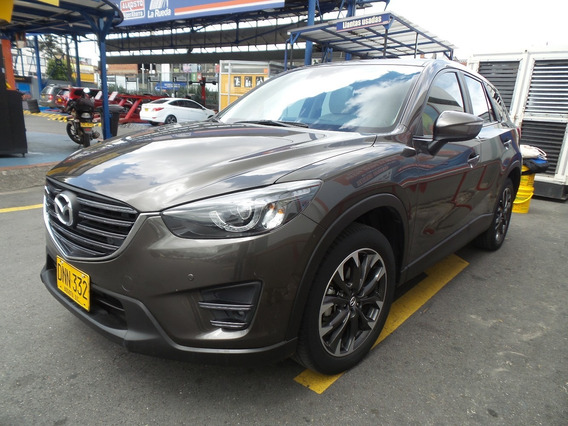 Mazda Cx5 Grand Touring Lx Tp 2500cc