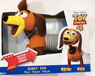 Slinky Toy Story 4, Cuerpo Espiral Retráctil Original.