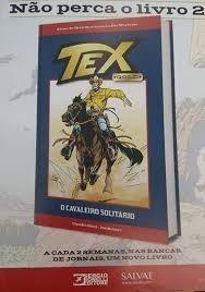 Hq Encadernados Tex - Salvat - Edição 1