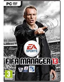 Game Pc Fifa Manager 13 - Original - Novo - Lacrado