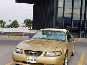 Ford Mustang Convertible Gt Año 2000