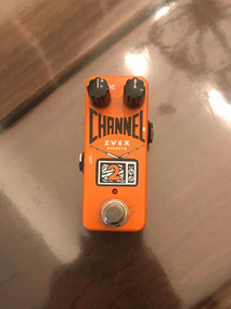 Zvex Channel 2 Overdrive/boost