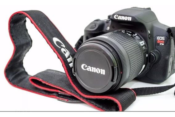 Maquina Fotografica Canon T5i