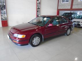 Honda Accord 1.6 Lx Sedan At, 1995 Color Bordo Impecable !!