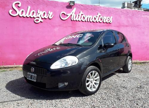 Fiat Punto 1.4 Attractive Con Gnc. $330000 & Ctas Fjas