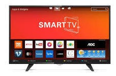 Smart Tv Aoc 50