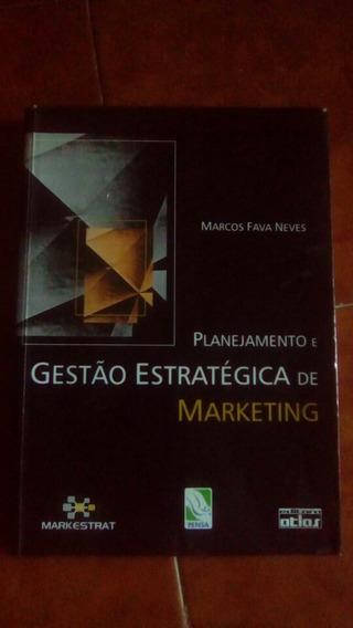Livro Planejamento E Gestão Estratégica De Marketing