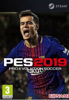 Pro Evolution Soccer Pes 2019 Pc Steam Key (entrega Rápida)