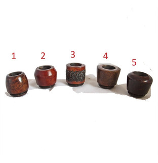 Pipa Falcon Cazoleta Bowl Madera Brezo Por Unidad Tabaco X1