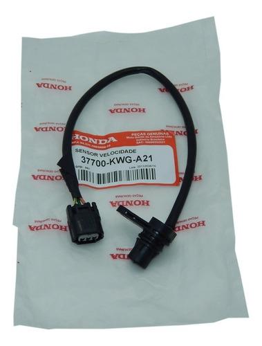 Imagem 1 de 3 de Sensor Velocidade Honda Cg 125 Titan / Fan 125 Original