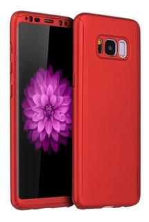Forro Samsung S6 S7 S8 S9 S10e S10 Plus Edge Antigolpe 360