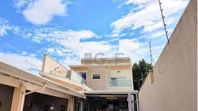 Casa Com 4 Dormitórios À Venda, 280 M² Por R$ 1.300.000 - Vila Nova - Campinas/sp - Ca5646