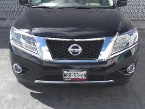 Nissan Pathfinder 3.5l Sense 2014