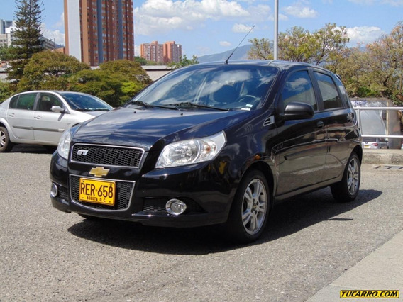 Chevrolet Aveo Emotion Gt 5p Mt