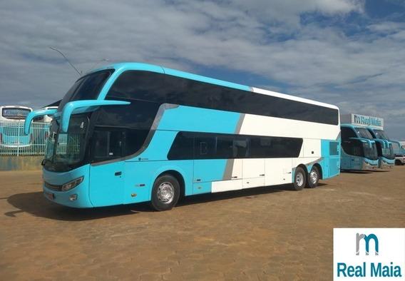 Ônibus Rodoviário Scania/comil Invictus Dd 2017