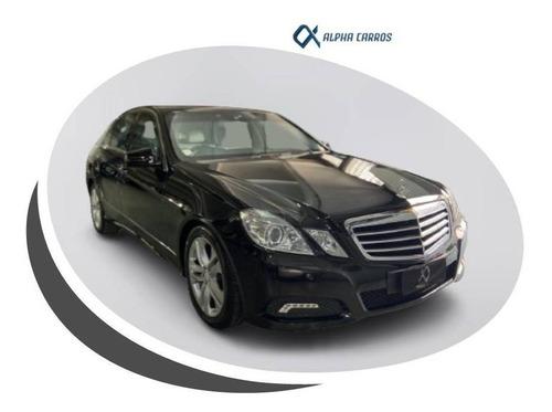 Imagem 1 de 14 de Mercedes-benz E 350 3.5 Avantgarde Executive V6 Gasolina 4p