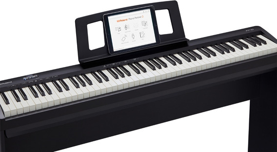 Piano Digital Roland Fp-10 Con Base Incluida