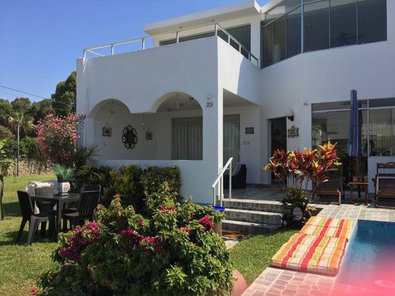 Alquilo Casa De Playa En Asia - Las Rocas Del Mar Km 97.5
