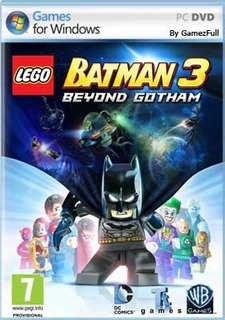Lego Batman 3 Beyond Gotham - Pc (digital)