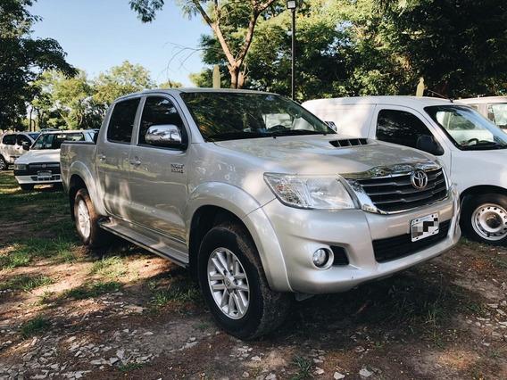 Toyota Hilux Srv 3.0 4x2 Cuero 2014