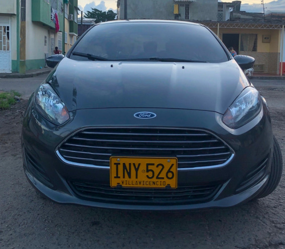 Ford Fiesta Se Perfecto Estado